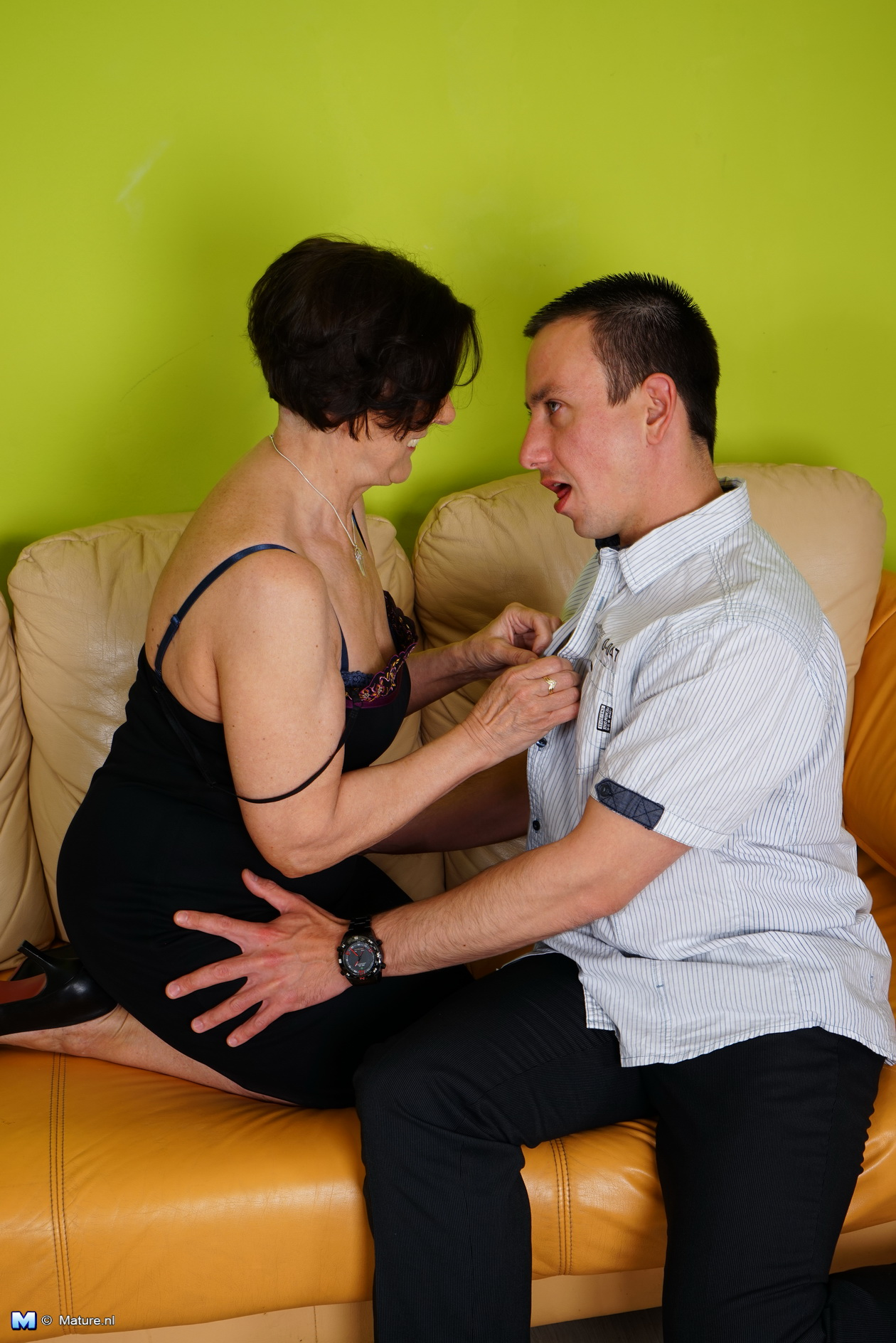 Mature sex club